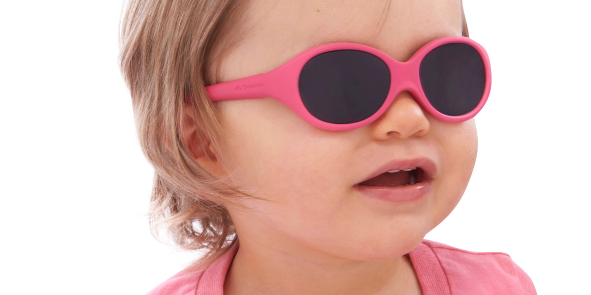 How To Choose Your Baby's Sunglasses?