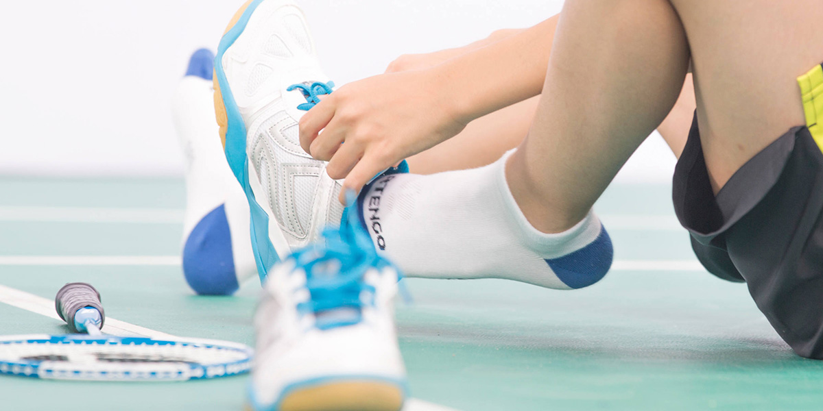 How To Choose Badminton Shoes?