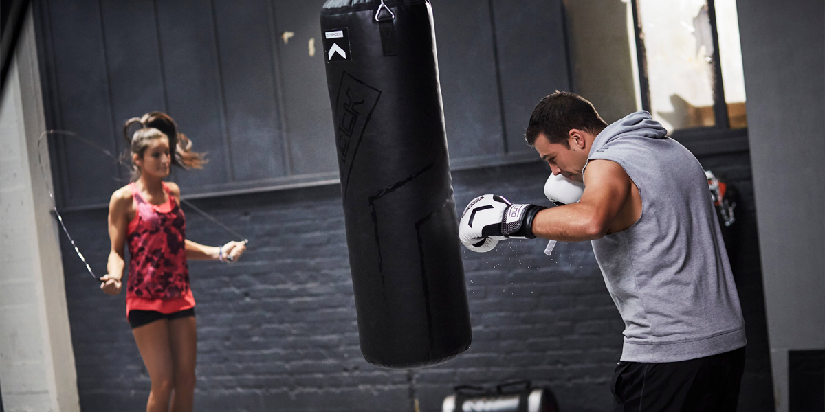 How To Choose A Punching Bag?