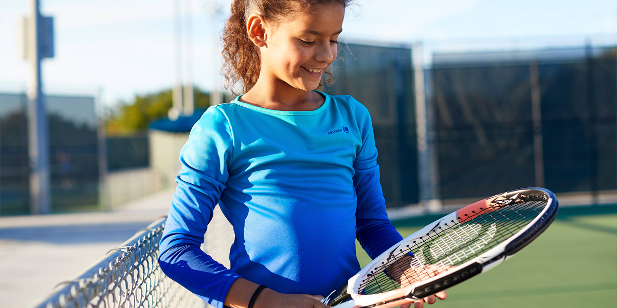 How To Choose Your Kids' Tennis Racket?