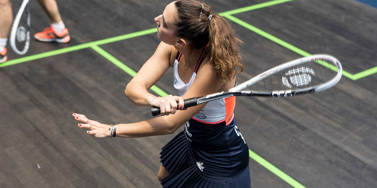 How To Choose Your Squash Racket Strings?