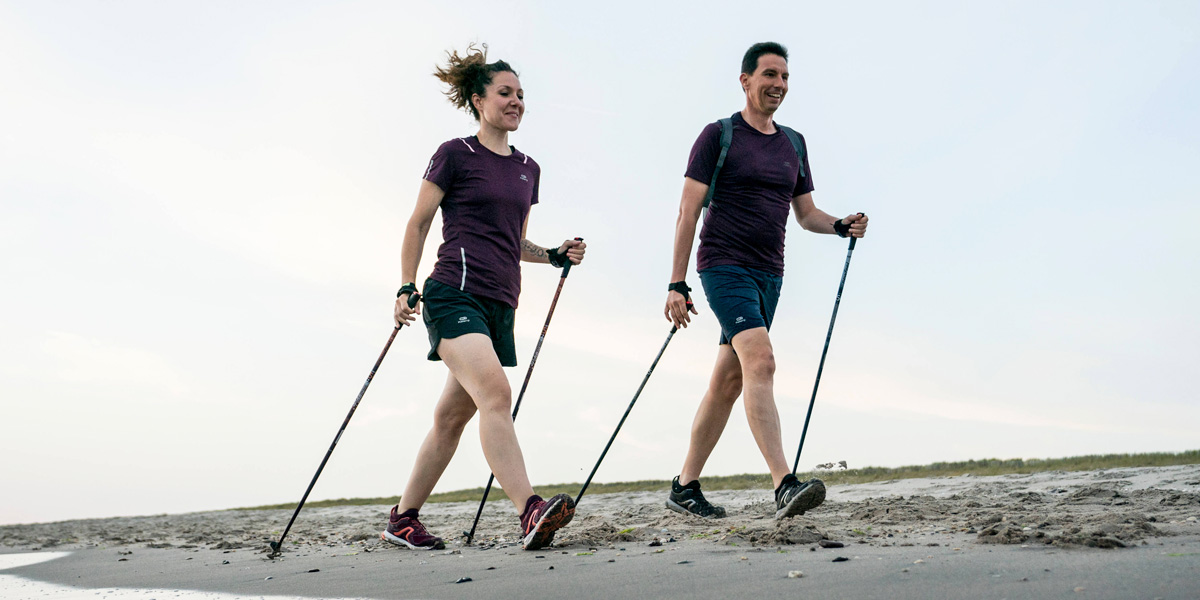 How To Choose Your Nordic Walking Poles?