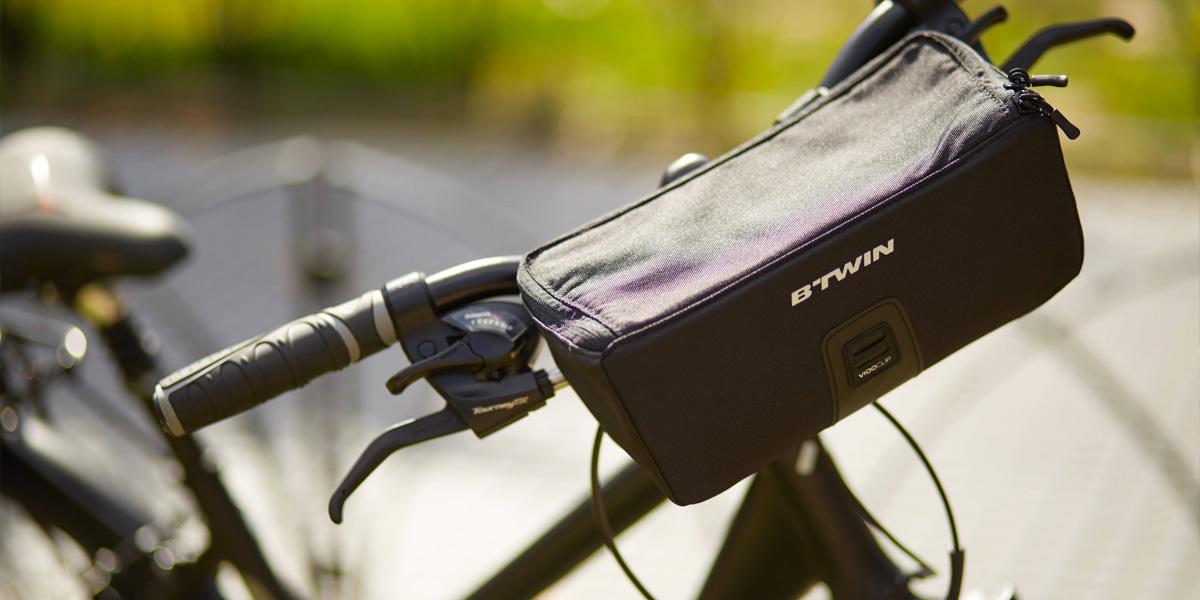 How To Choose Your Saddle, Frame Or Handlebar Bag?