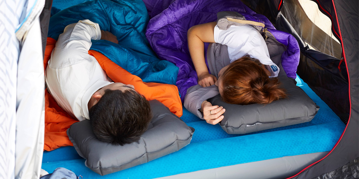 How To Choose The Right Sleeping Bag?