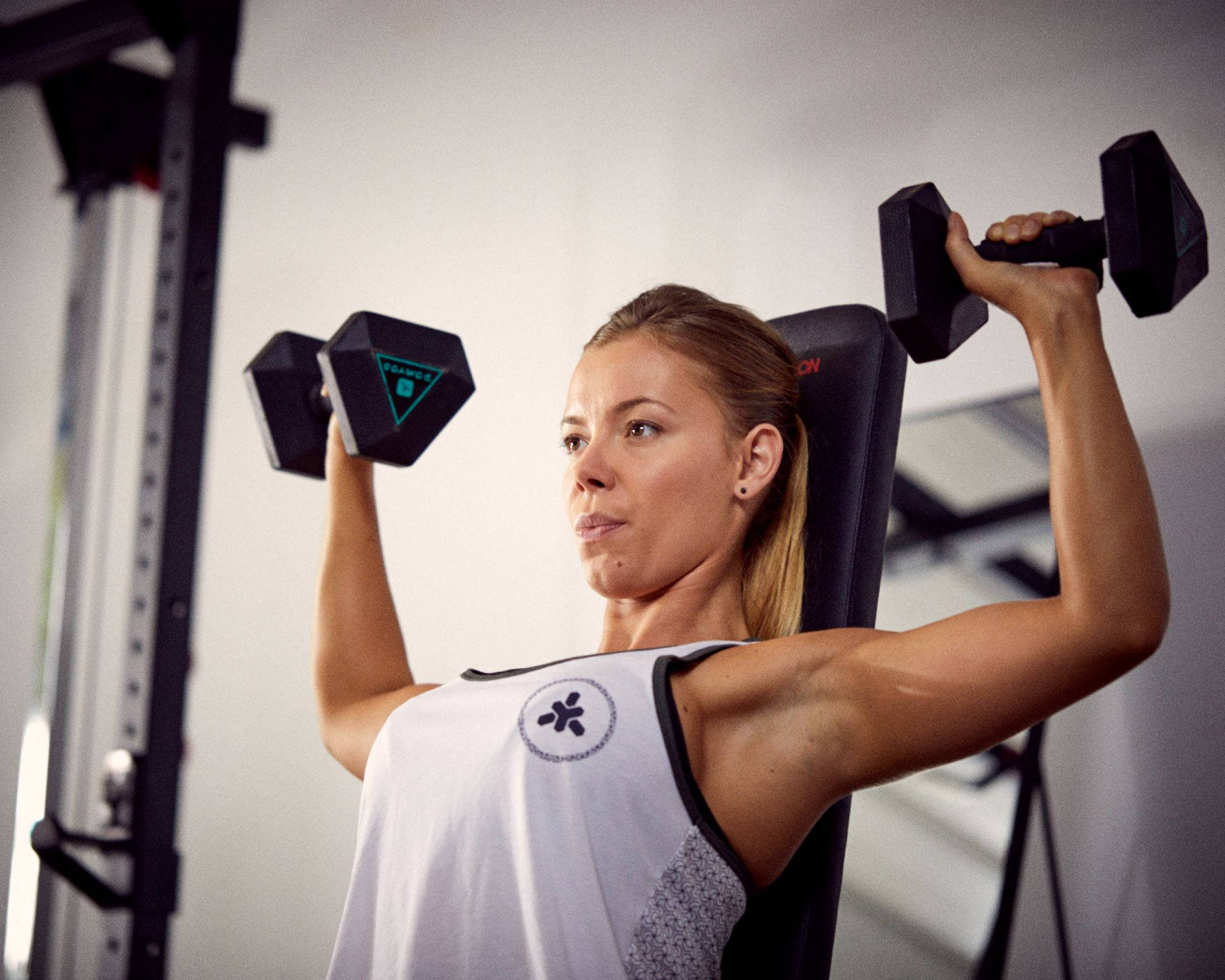 6 Exercises With A Weight Bench