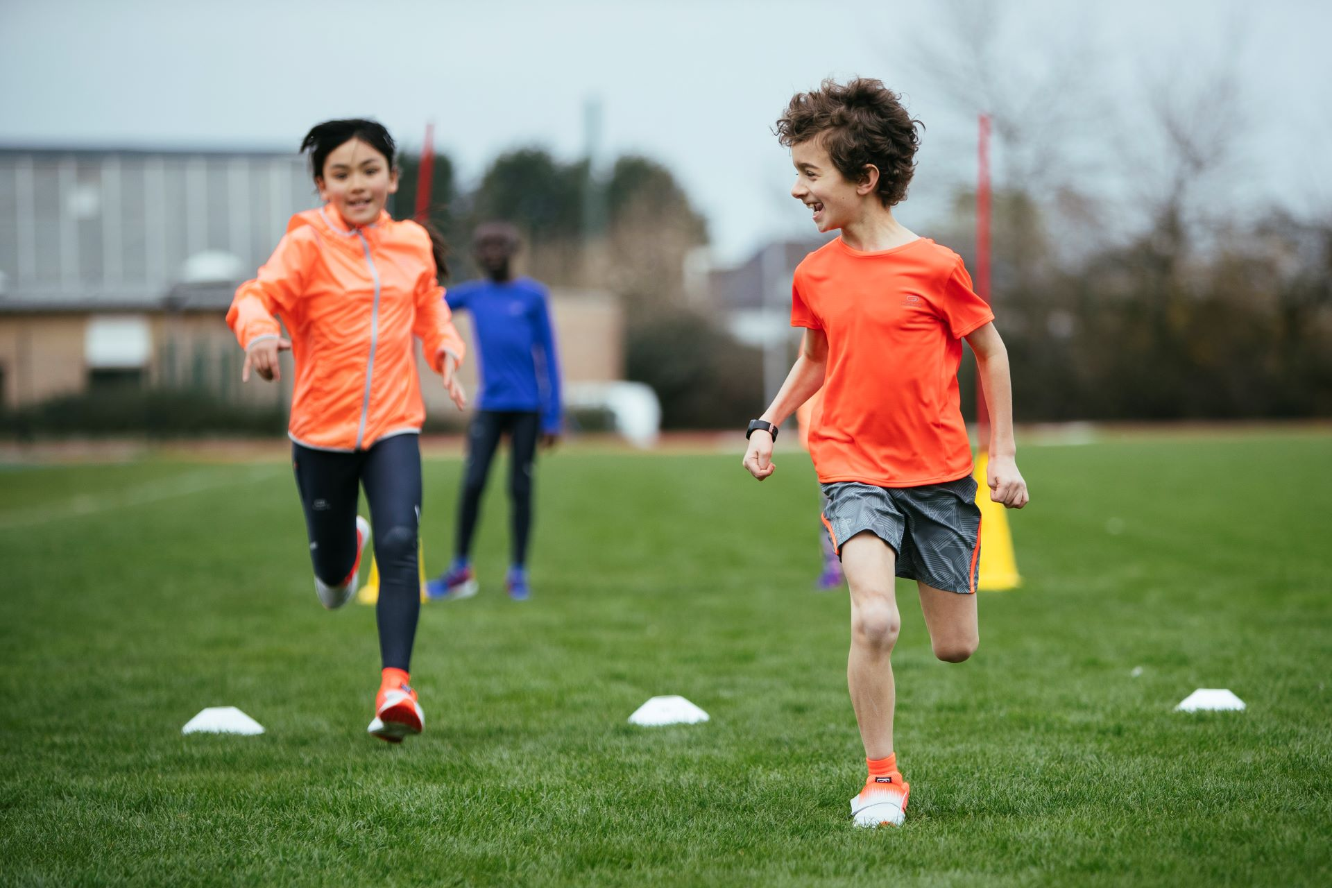 Athletics Easy: Shoes For A Natural Stride