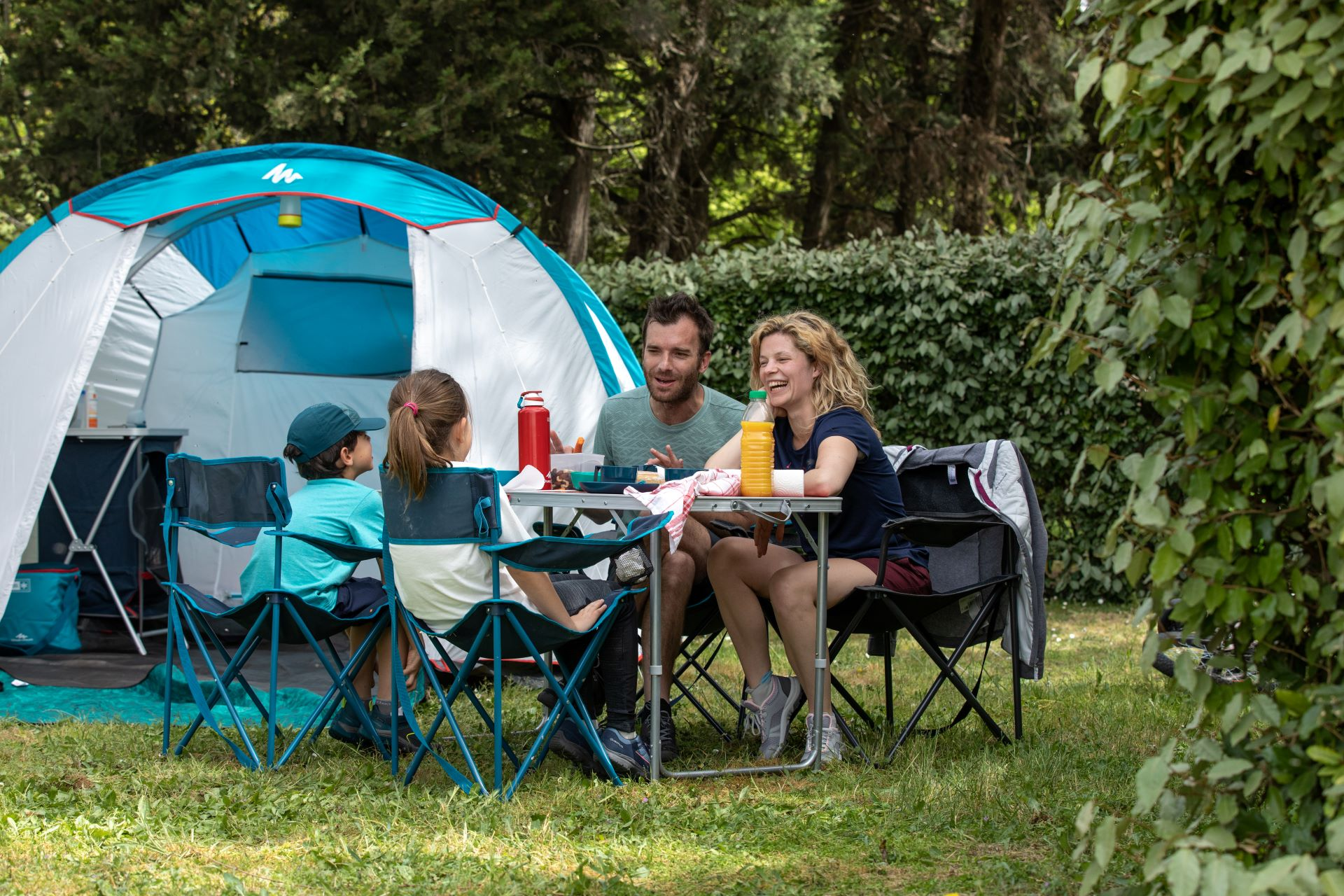 Our Beginners' Guide To Camping