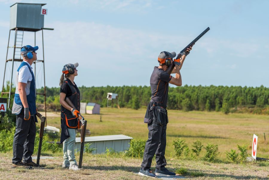 Beginners Guide To Skeet Shooting