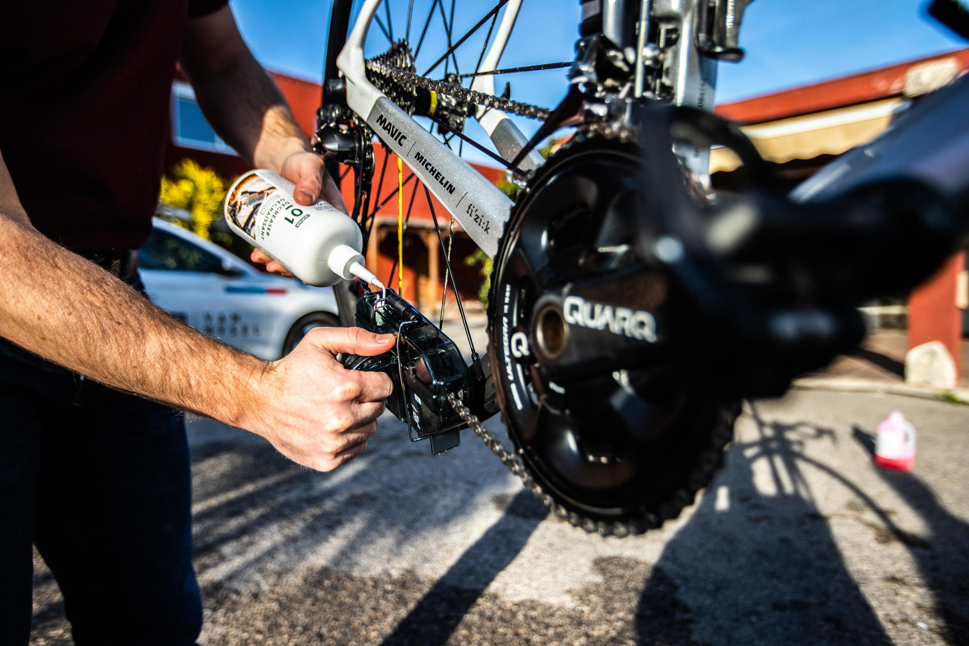 How To Choose Your Bike Maintenance Products?
