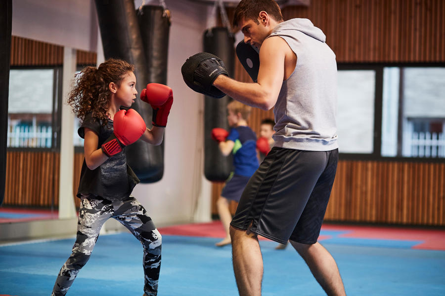 Boxing An Excellent Choice For Adults And Kids
