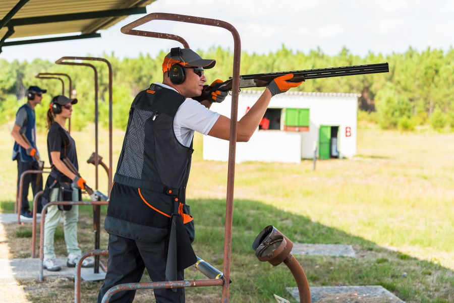 Clay Shooting Disciplines