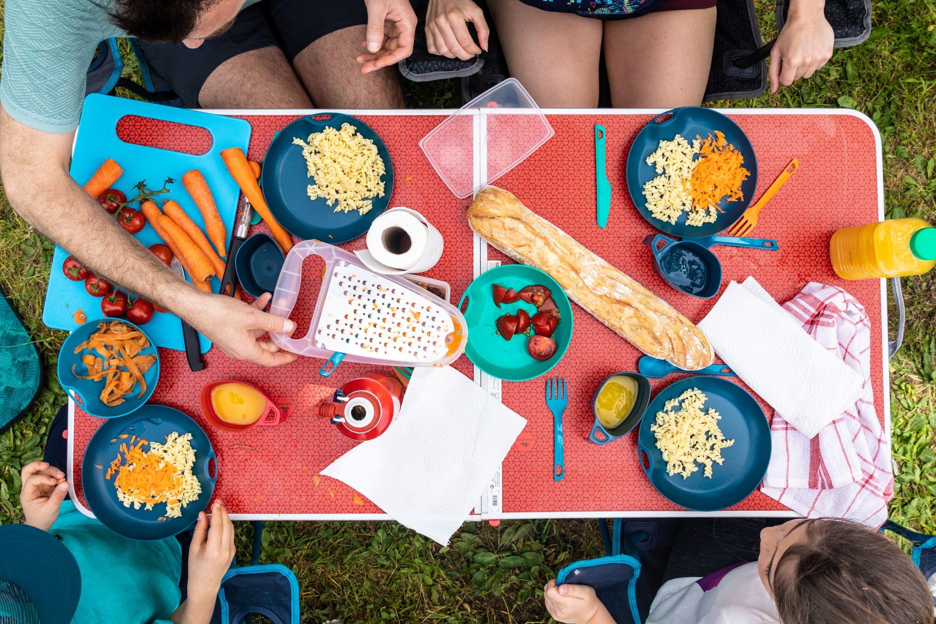 12 Camping Meal Ideas: A Campfire Menu