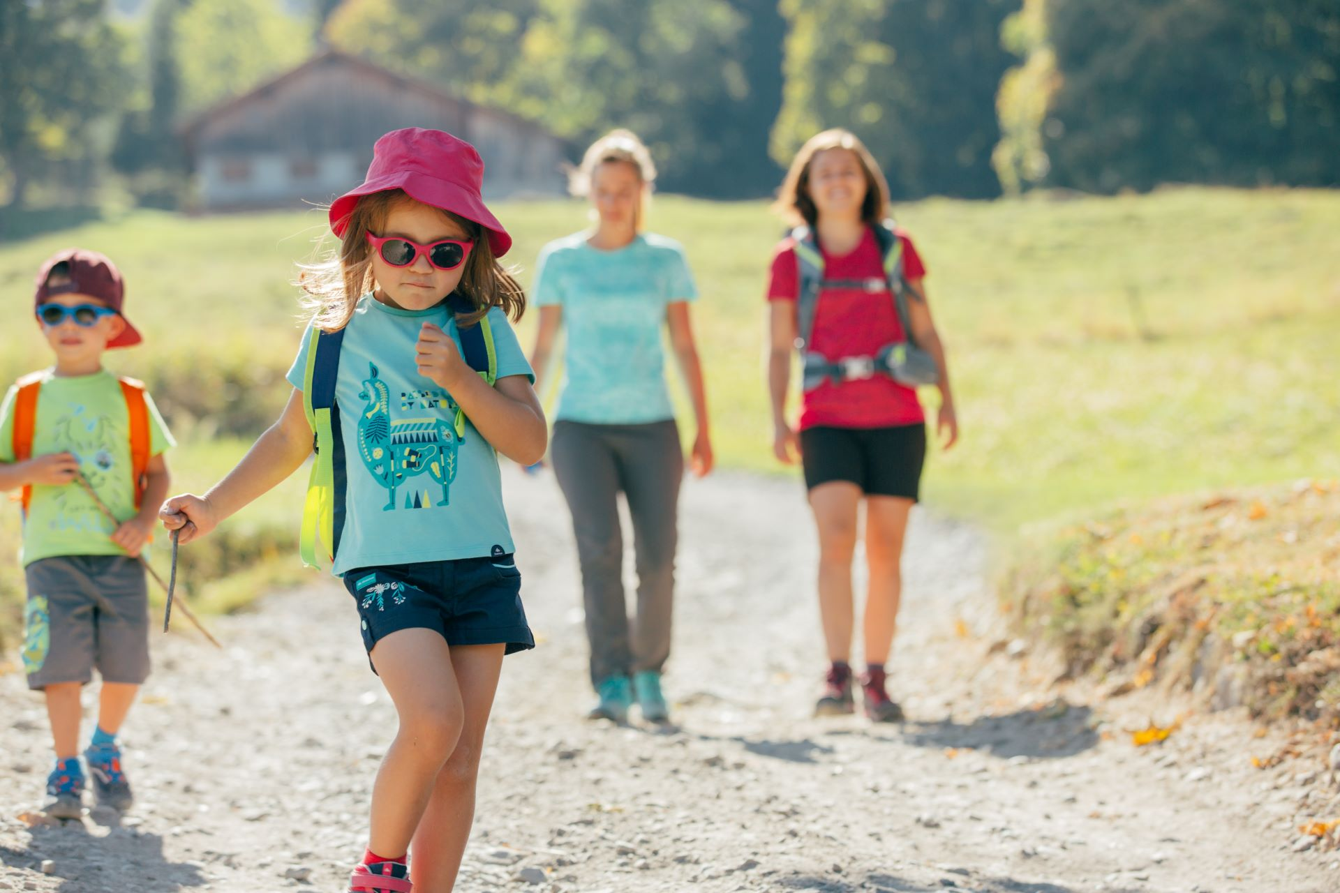 Family Friendly Walking Routes