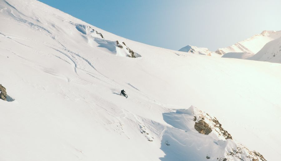 Graham Bell's Tips For Freeriding And Heliskiing