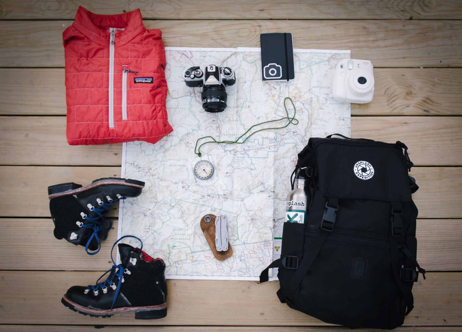 Hiking Essentials For Multi-day Adventures