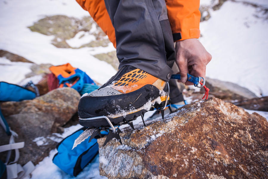 How To Fit Your Crampons?