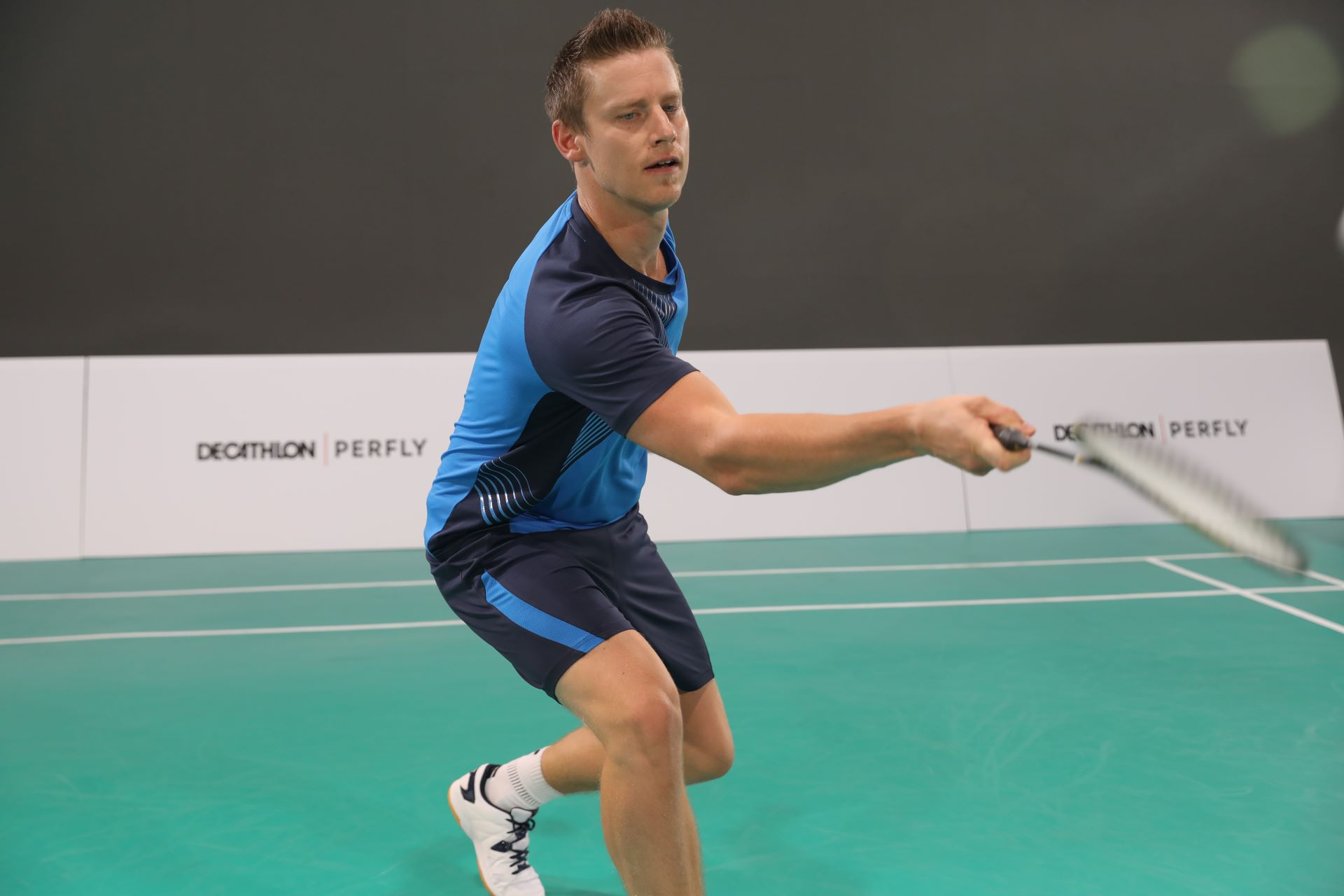 Improve Your Net Shot For Badminton