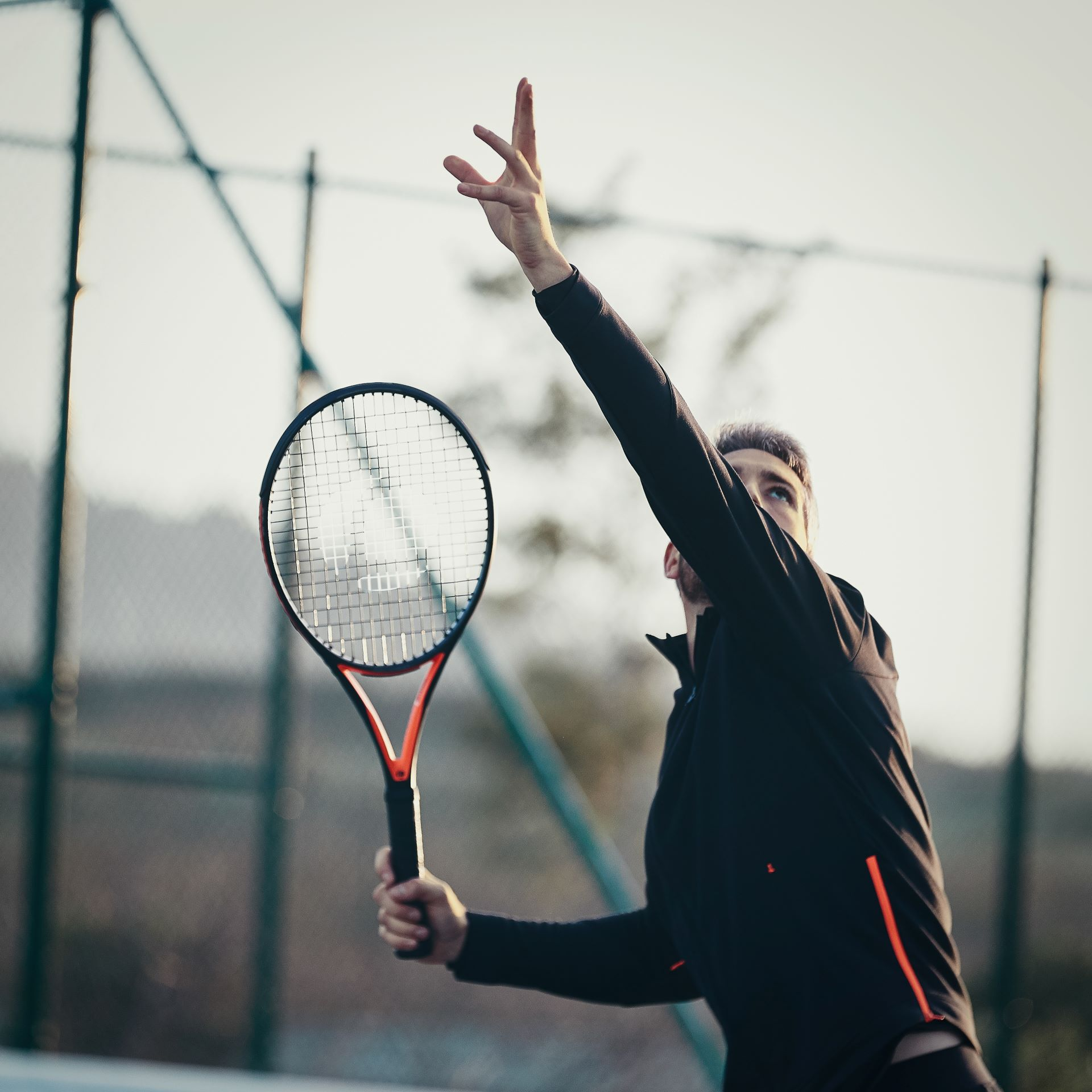 How To Master The Tennis Smash