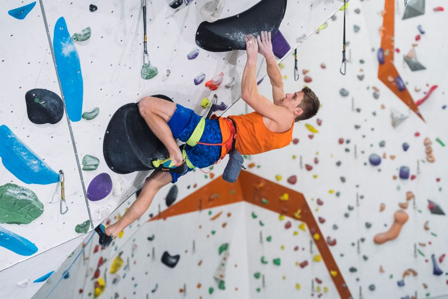 How To Improve Your Climbing