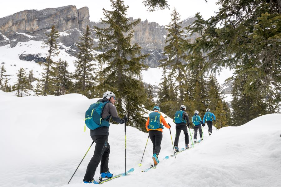 How To Ski Tour: Ski Touring For Beginners?