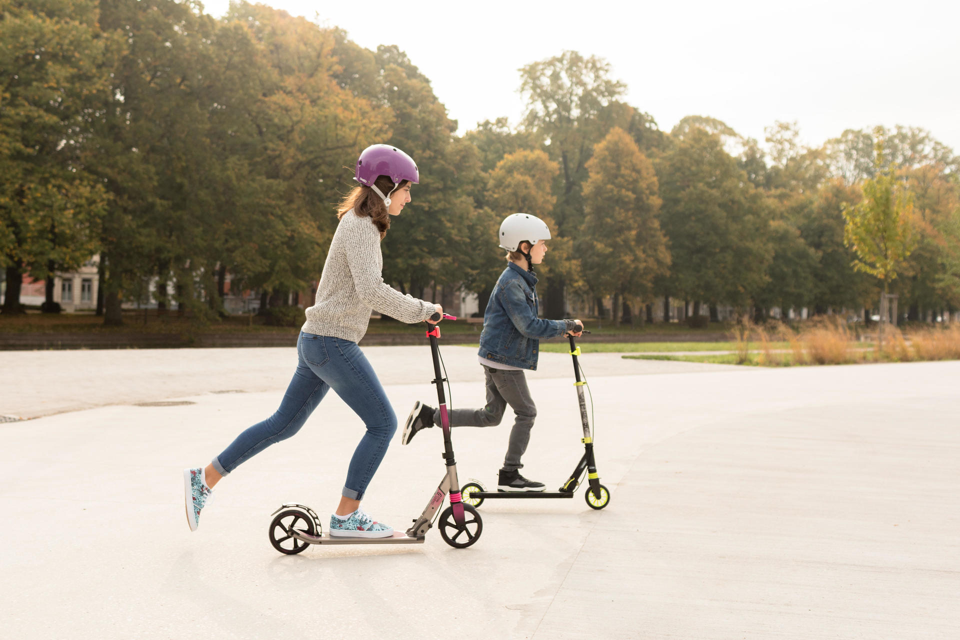 Is My Child Ready To Ride A Kick Scooter?