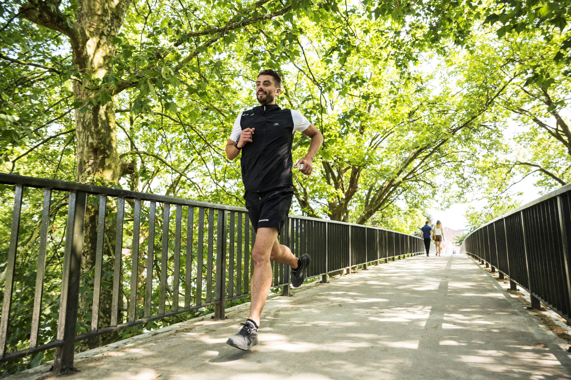 A Simple Strategy For Running Longer
