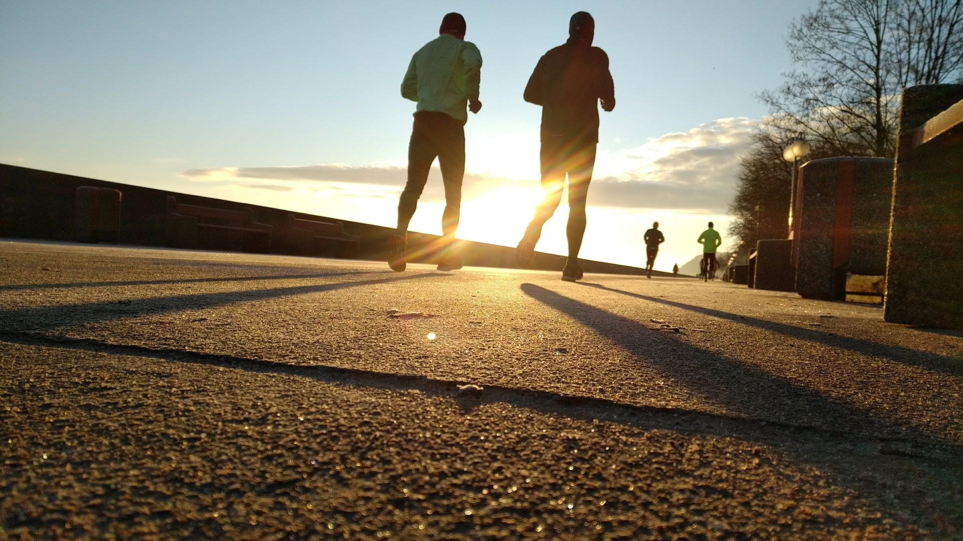 Run In A Group And Stay Motivated