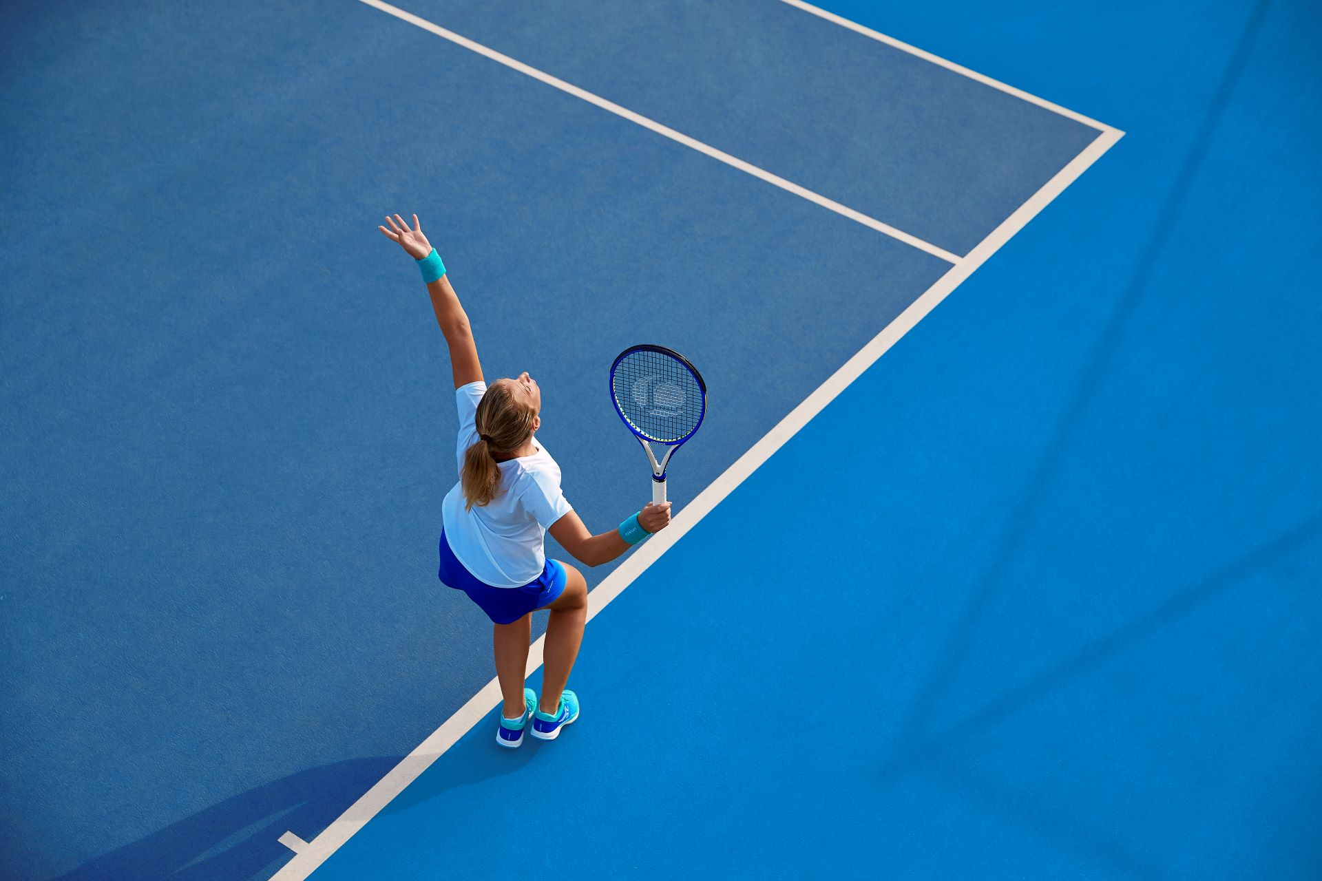Improve Your Tennis Serve