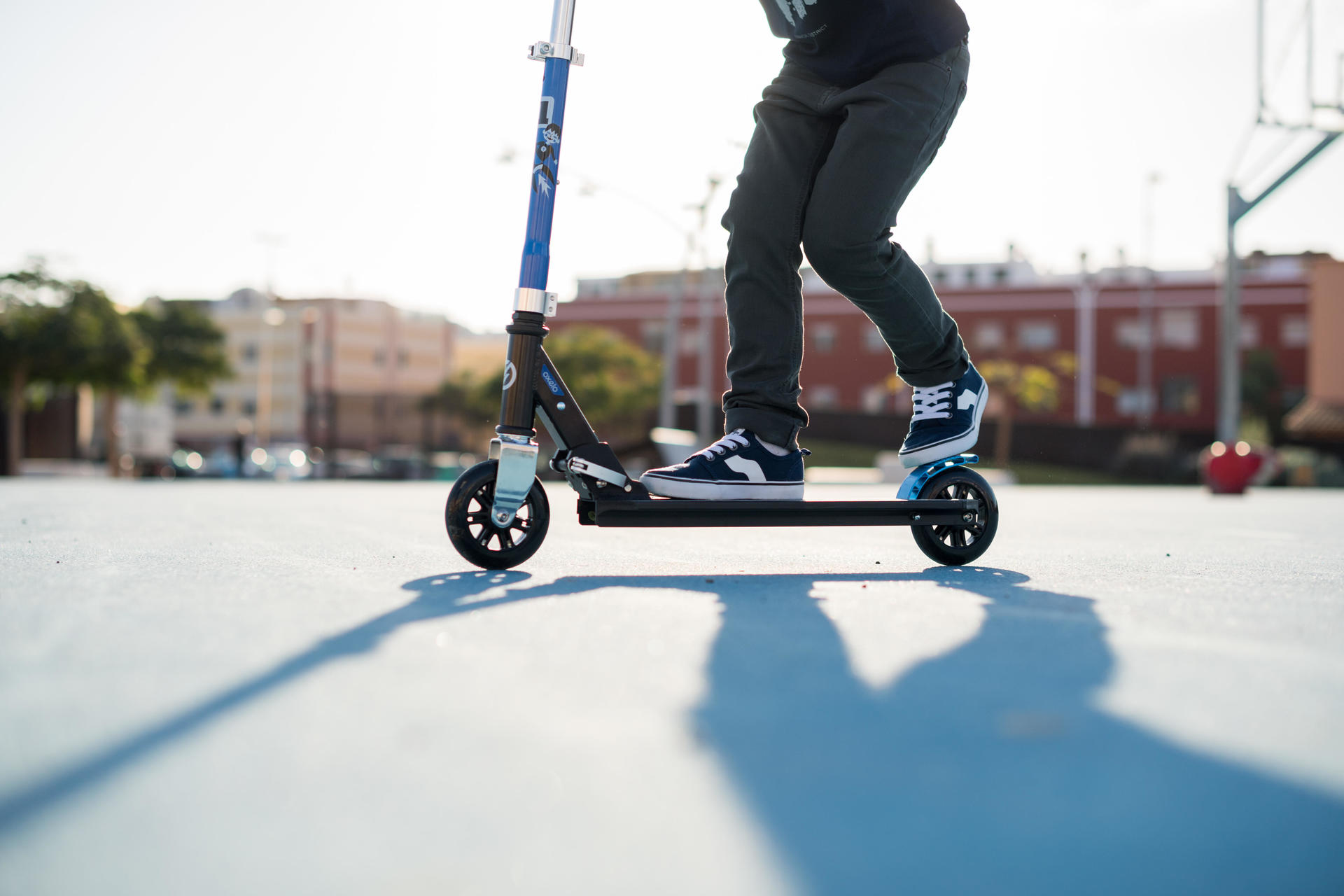 Simple Rules For Scooting In The Skate Park