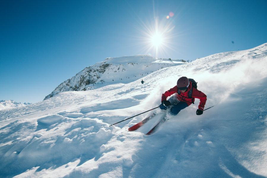 Ski Terms You Need To Know To Look Like A Pro