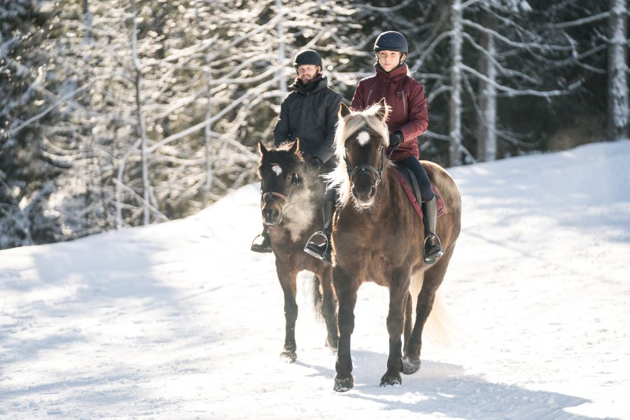 6 Reasons Why Riding In The Winter Beats The Summer