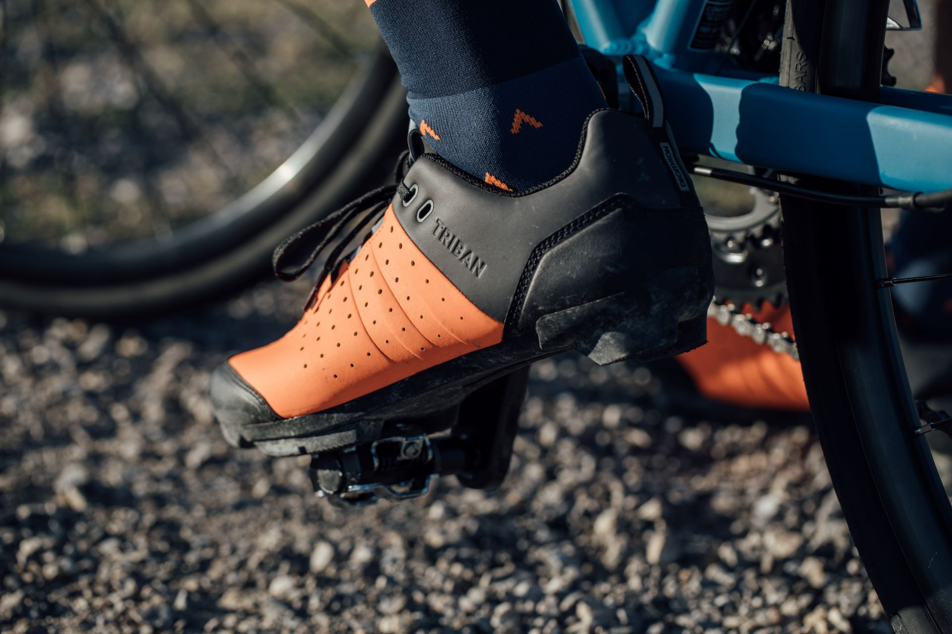 The Road Cycling Shoe: A Design Story