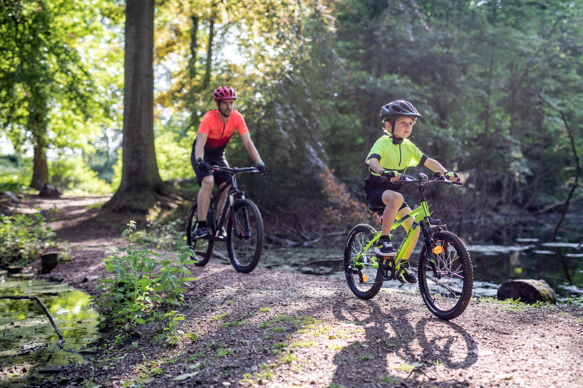 The Top 10 British Forests For Family Cycling