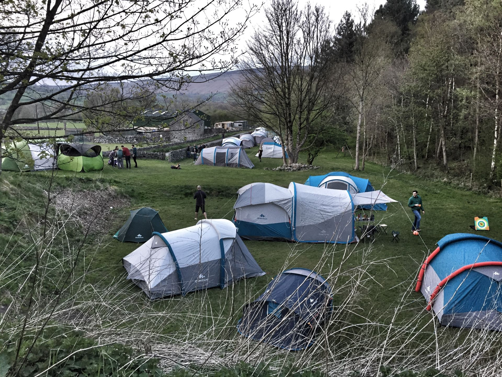 Top Camping Destinations In The Uk
