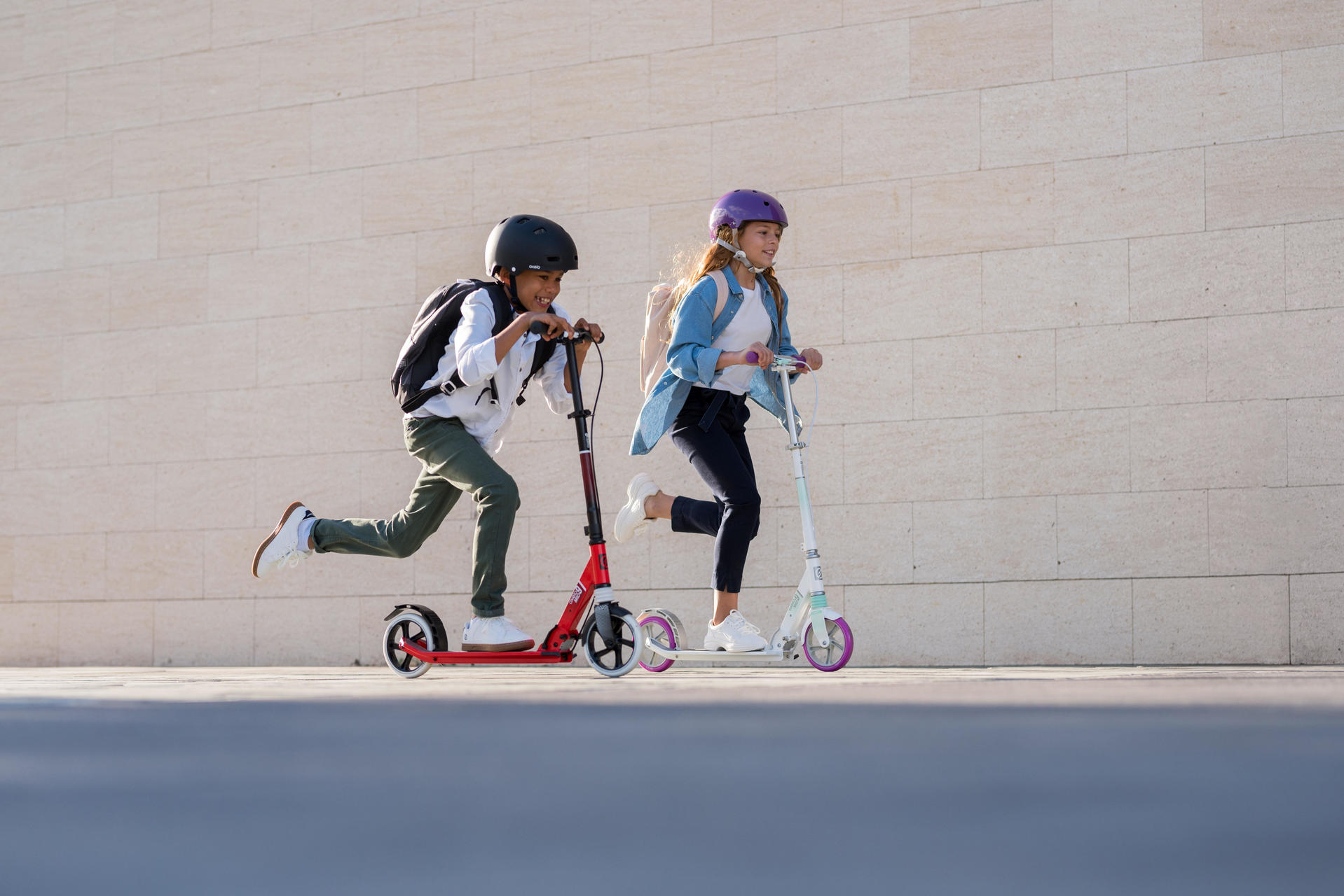 Top Reasons To Ride A Scooter To School