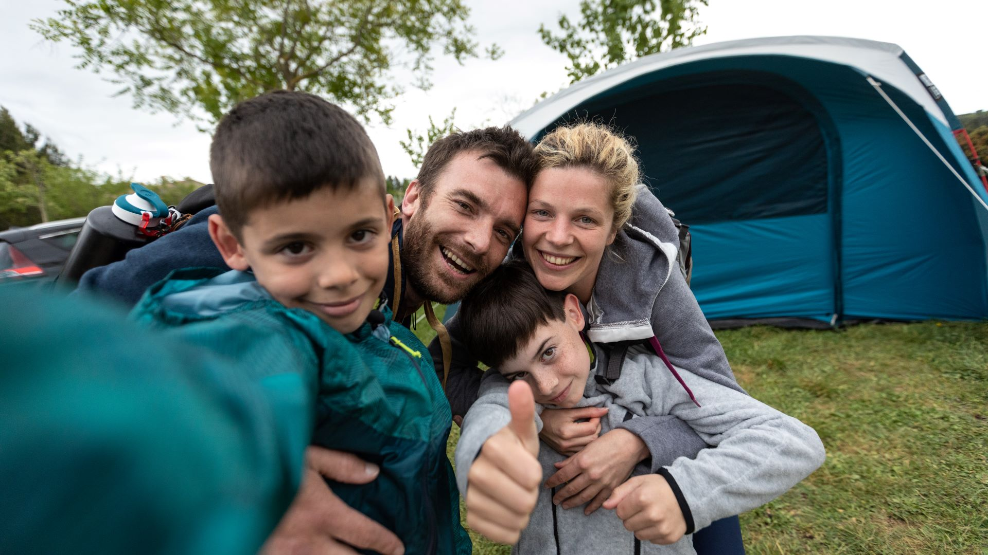 Top Family Campsites To Stay At