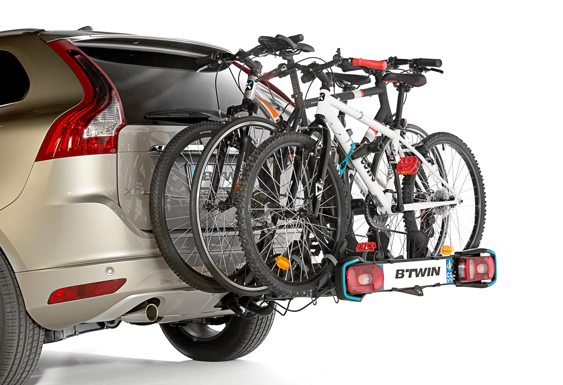 Travelling Abroad And Driving With Your Bike On Your Car