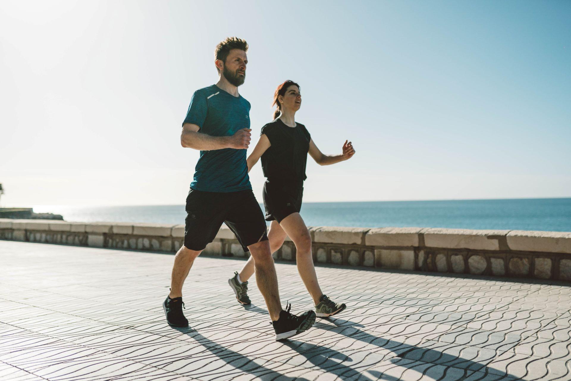 Walk For Better Running And Better Health