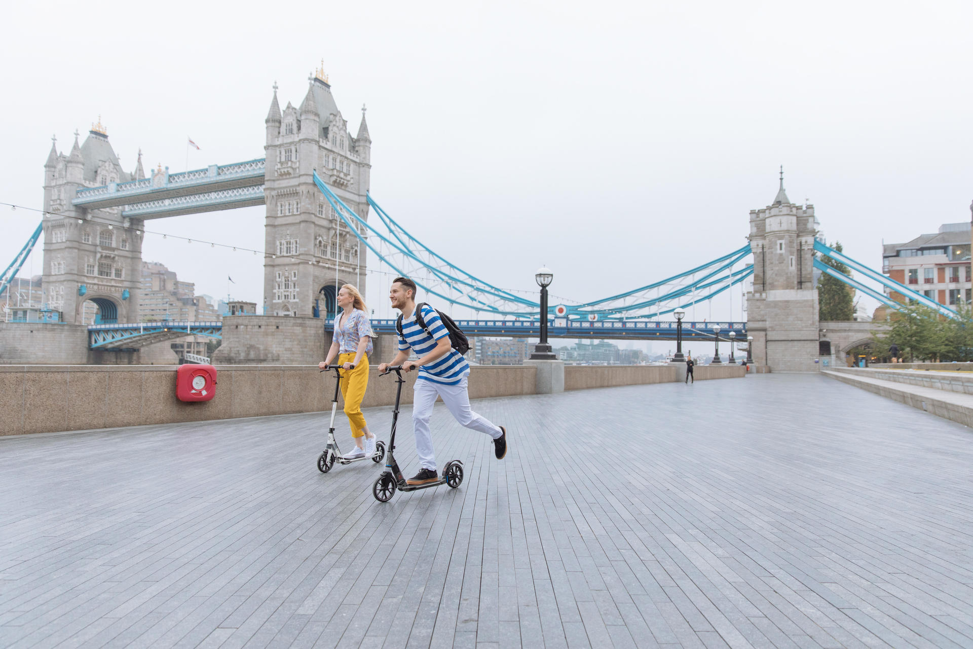 What To Know About Scooters And Uk Law?
