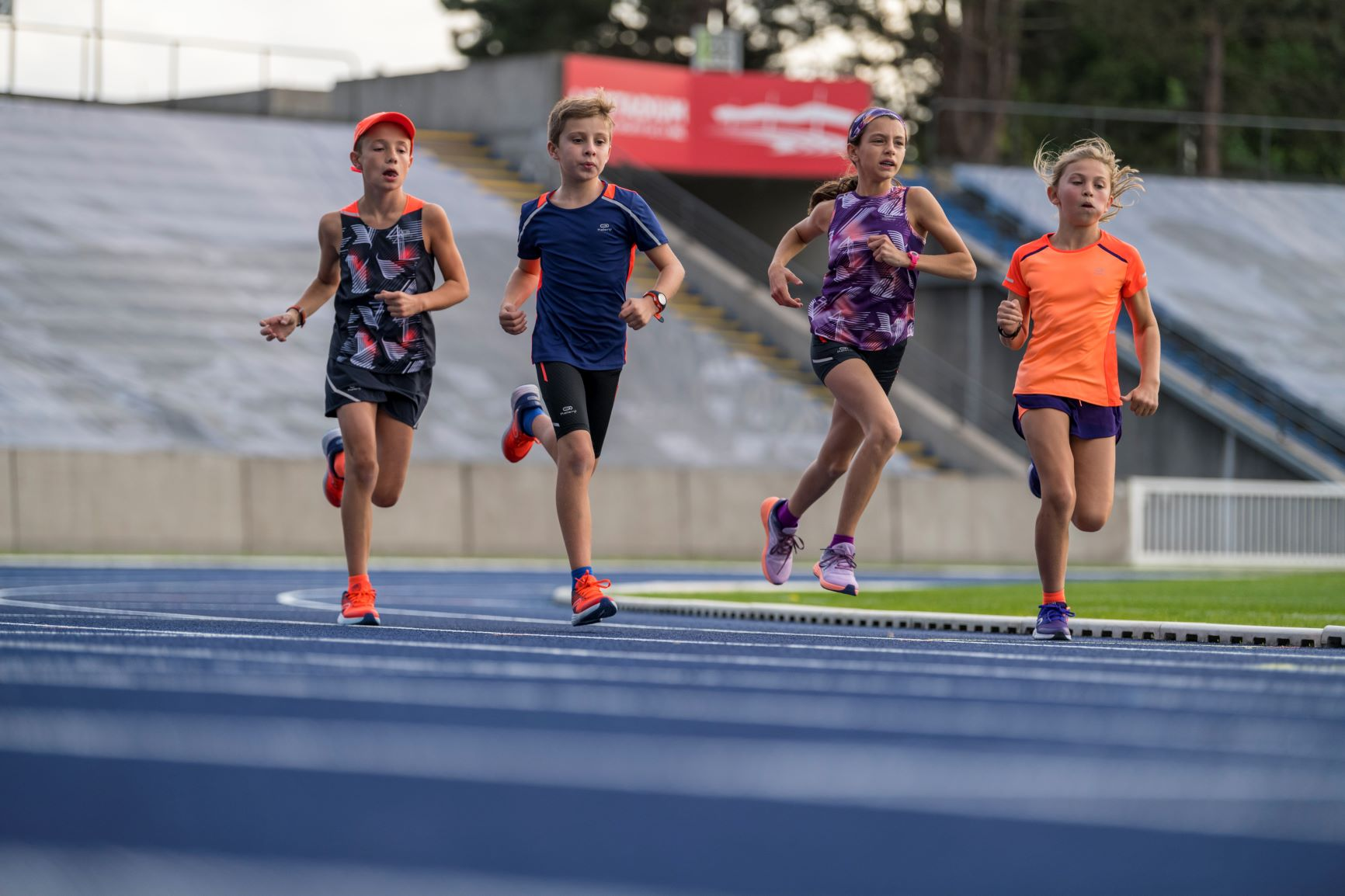 When Should Kids Start Running?