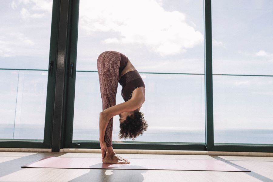 How Does Yoga Help With Stress?