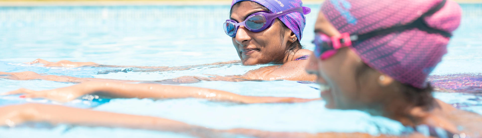 Aquafitness : How To Relax In Water?