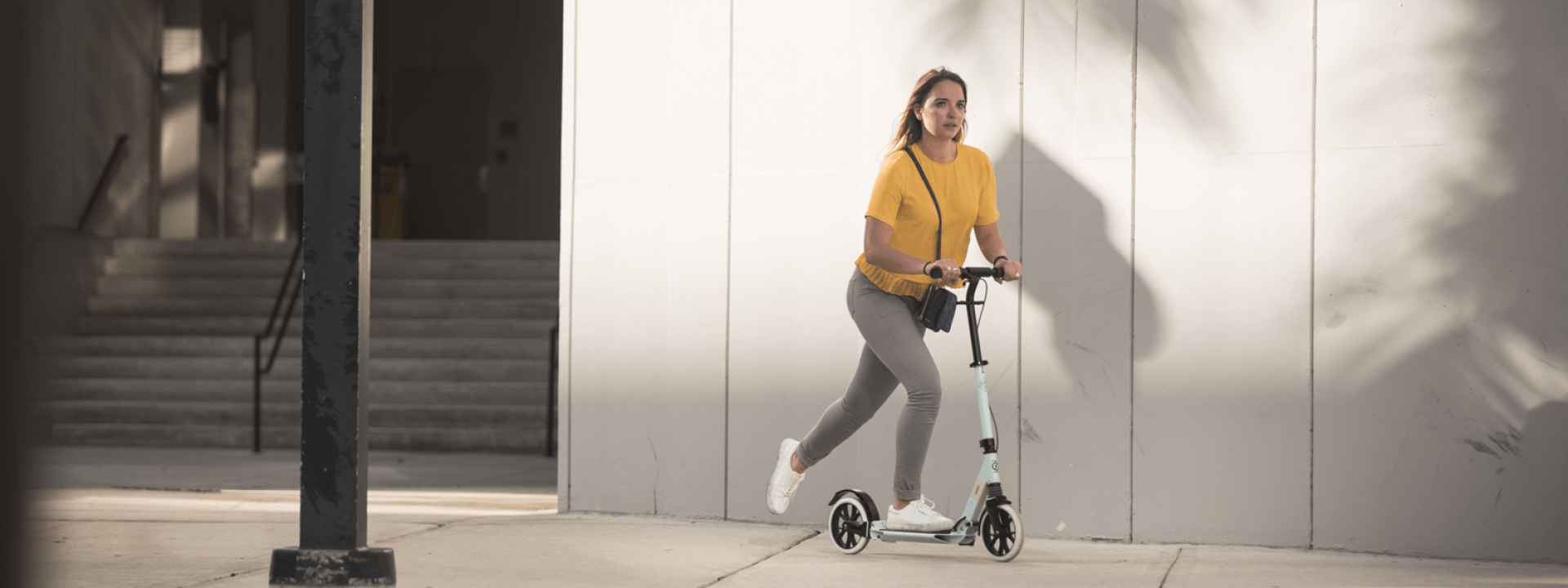 Scootering: A Source Of Well-being?