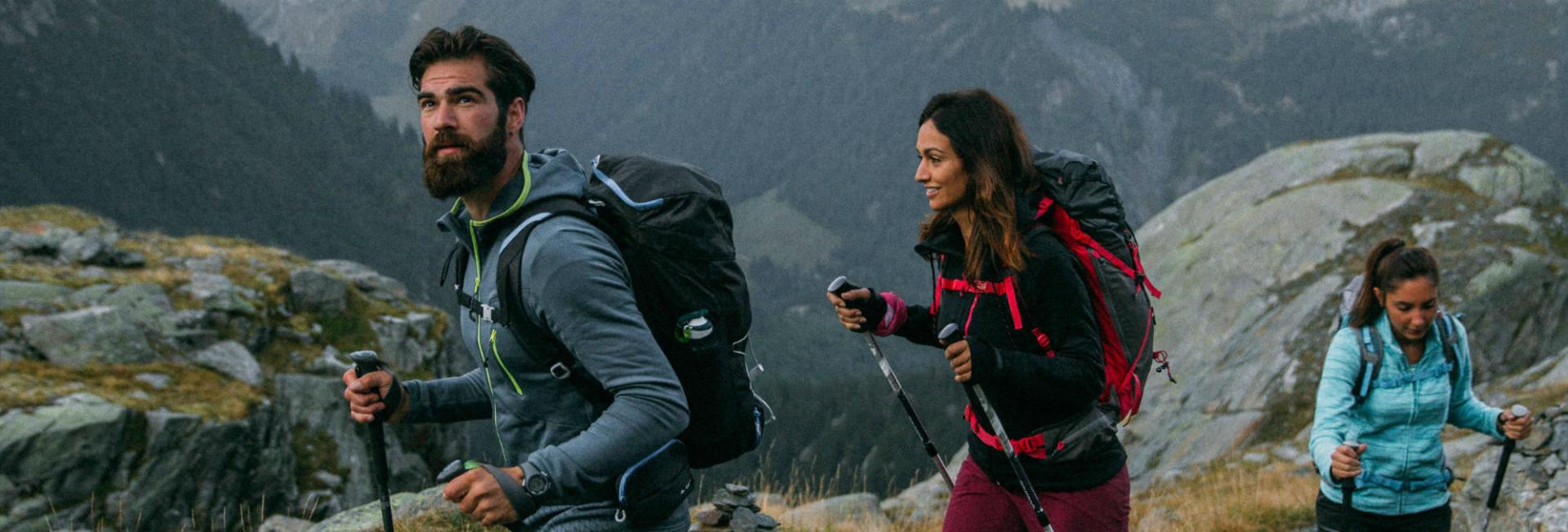 Ready To Set Off On A Hike?
