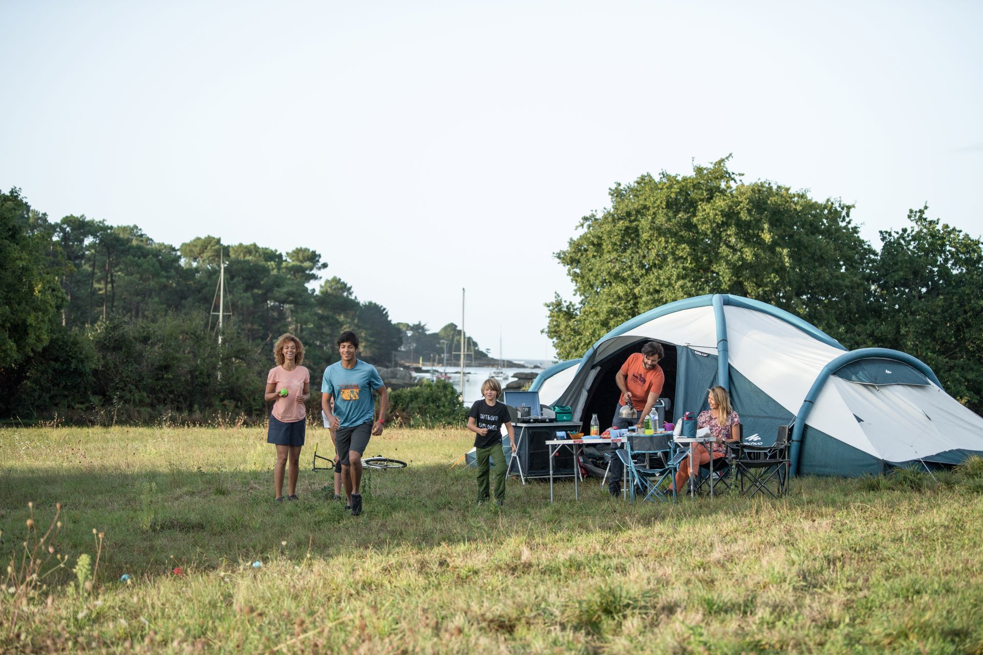 How To Choose The Right Family Camping Tent?