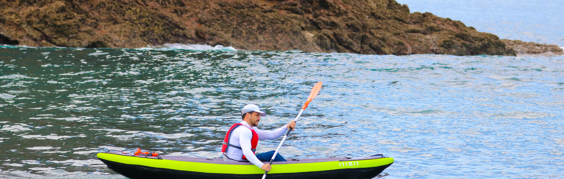 Something New : I'm Mixing Kayaking And Fitness