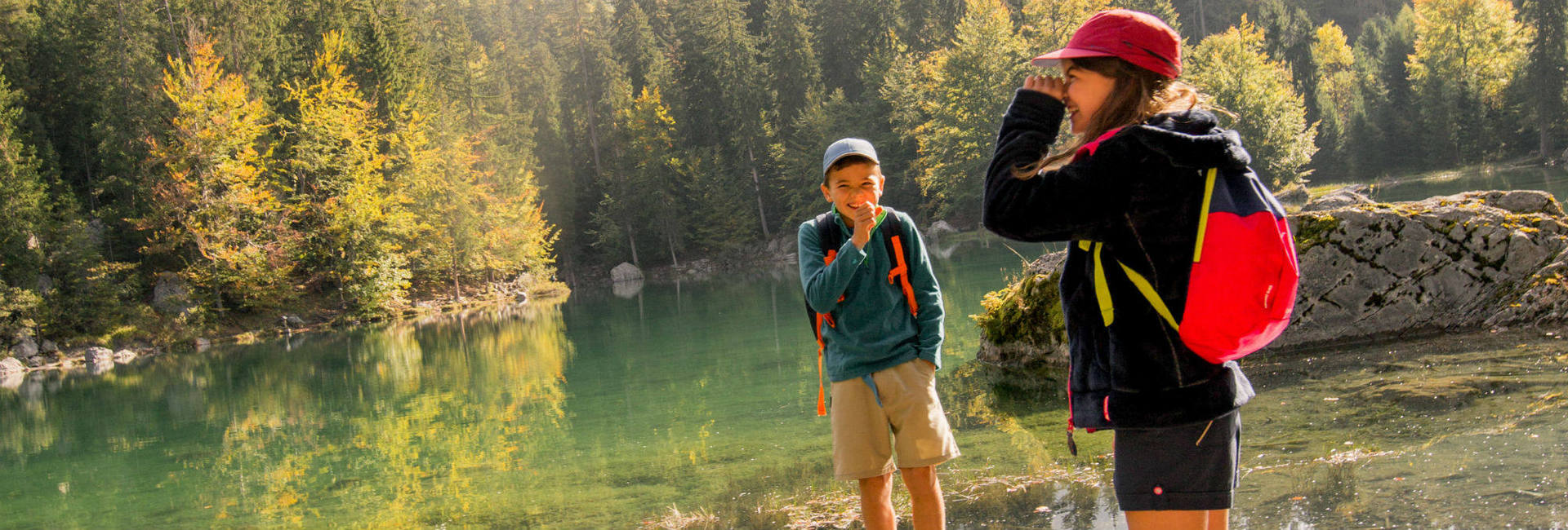 What To Take In Your Child's Backpack When Going Hiking