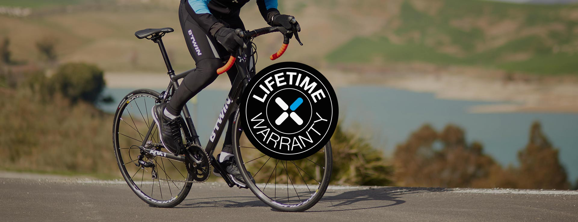 Lifetime Warranty On Decathlon Bikes Sold After 1 June 2013