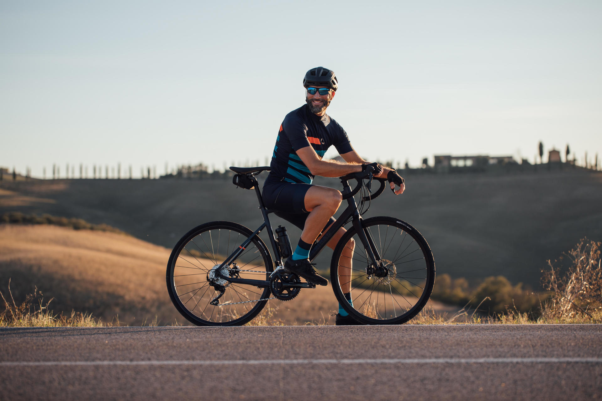 Road Riders - Ways To Improve Your Climbing