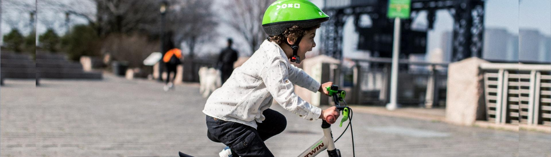 Teaching Your Child To Cycle: A Few Practical Exercises